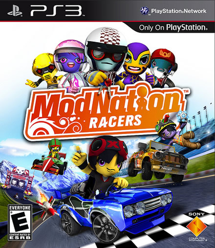 ModNation Racers (русская версия)