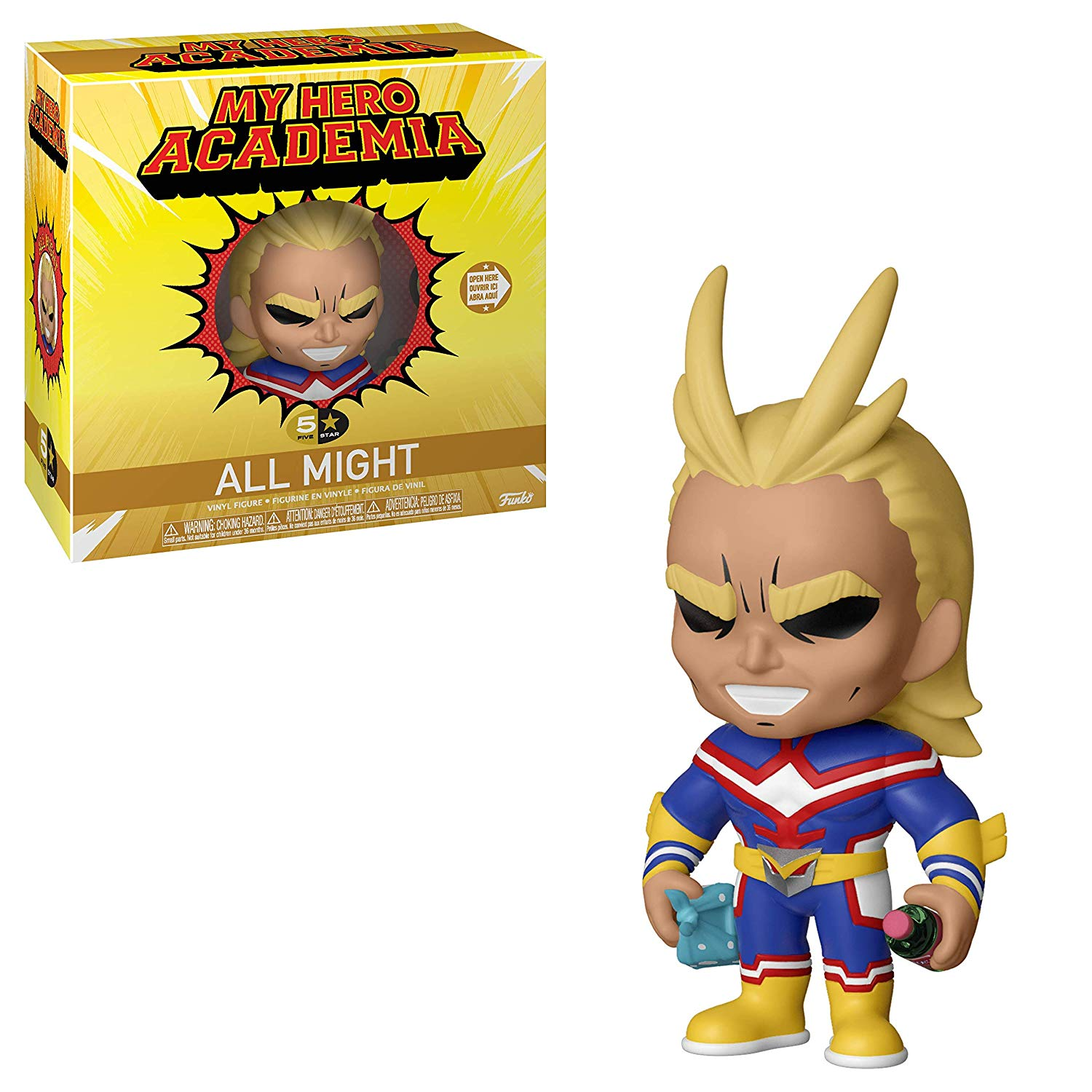 Фигурка Funko Vinyl Figure: 5 Star: My Hero Academia: All-Might 38704