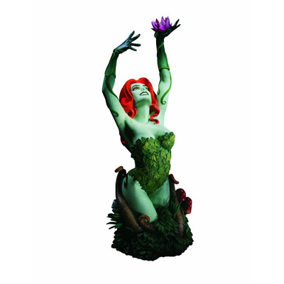 Фигурка «Women Of The DC Universe» Series 3 — Poison Ivy Bust 7″ (DC Unlimited)