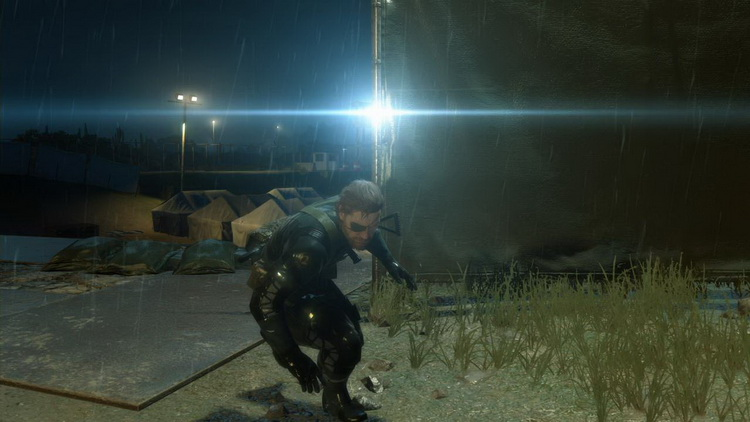 Metal Gear Solid V: Ground Zeroes (русские субтитры)