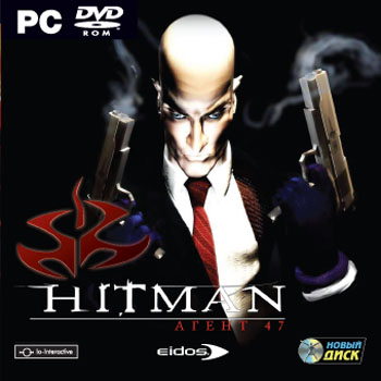 Hitman. Агент 47 PC-DVD (Jewel)