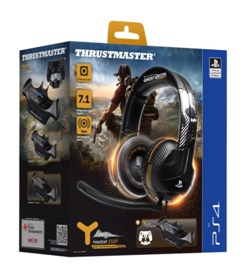 Игровая гарнитура Thrustmaster Y350P GHOST RECON WILDLANDS, PS4