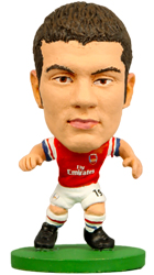 Фигурка футболиста Soccerstarz - Arsenal Jack Wilshere - Home Kit (Series 1) (73309)