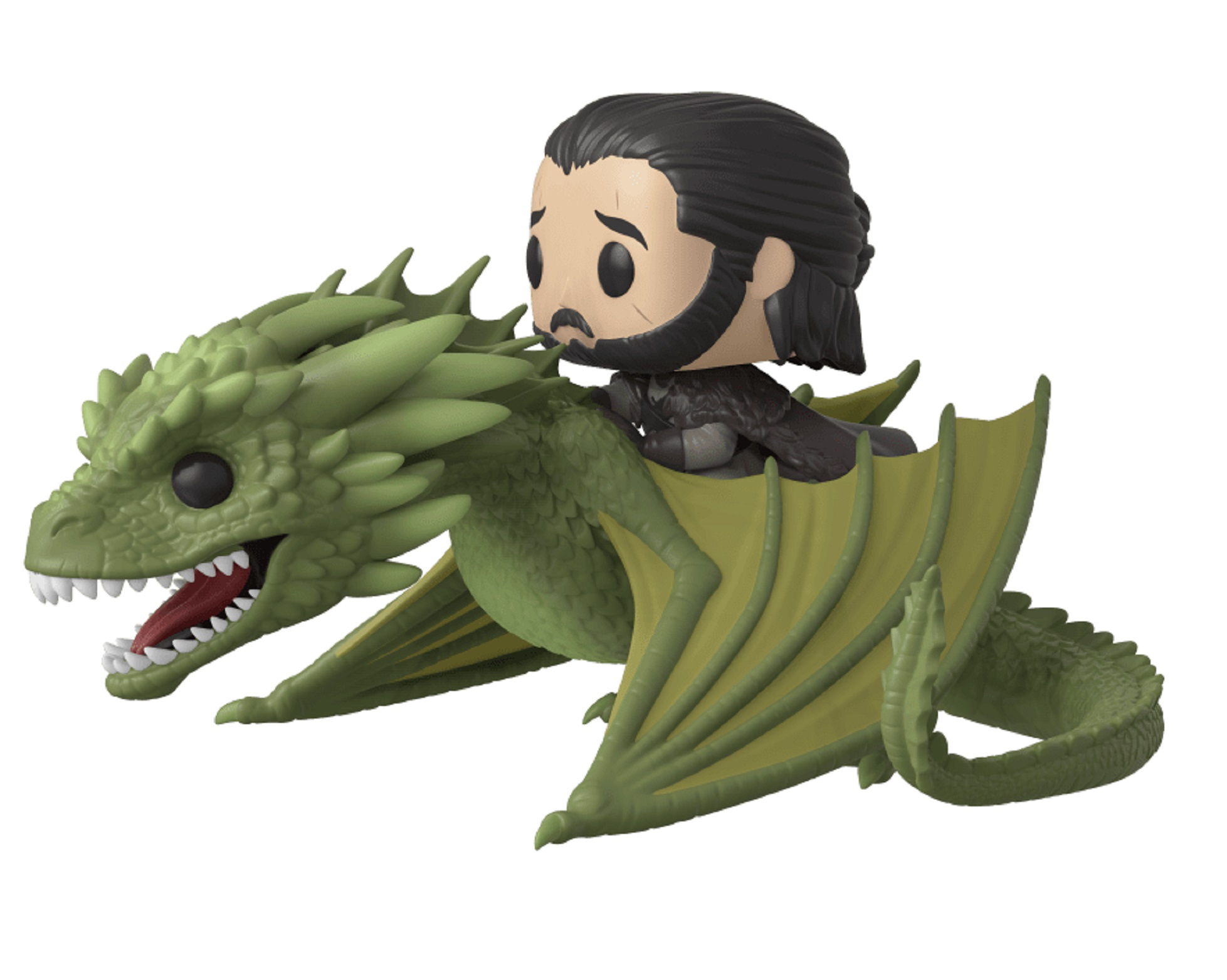 Фигурка Funko POP! Rides: Game of Thrones : Jon Snow w/Rhaegal 44448