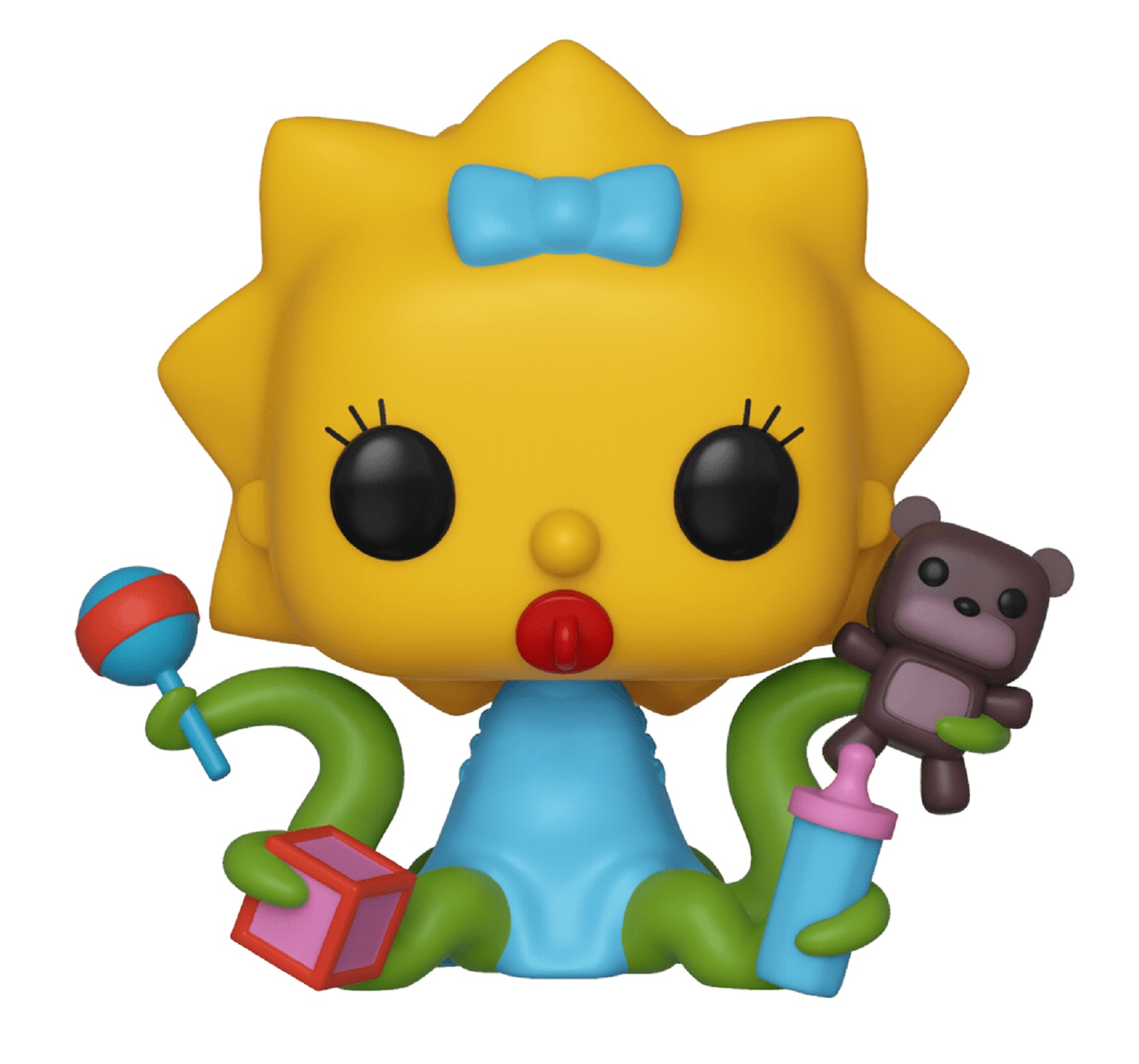 Фигурка Funko POP! Vinyl: Simpsons S3: Alien Maggie 39727