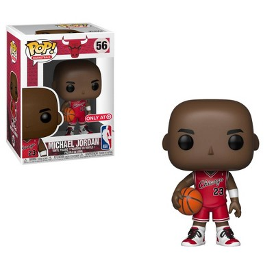 Фигурка Funko POP! Vinyl: NBA: Bulls:  Michael Jordan (Rookie Uniform) 36906