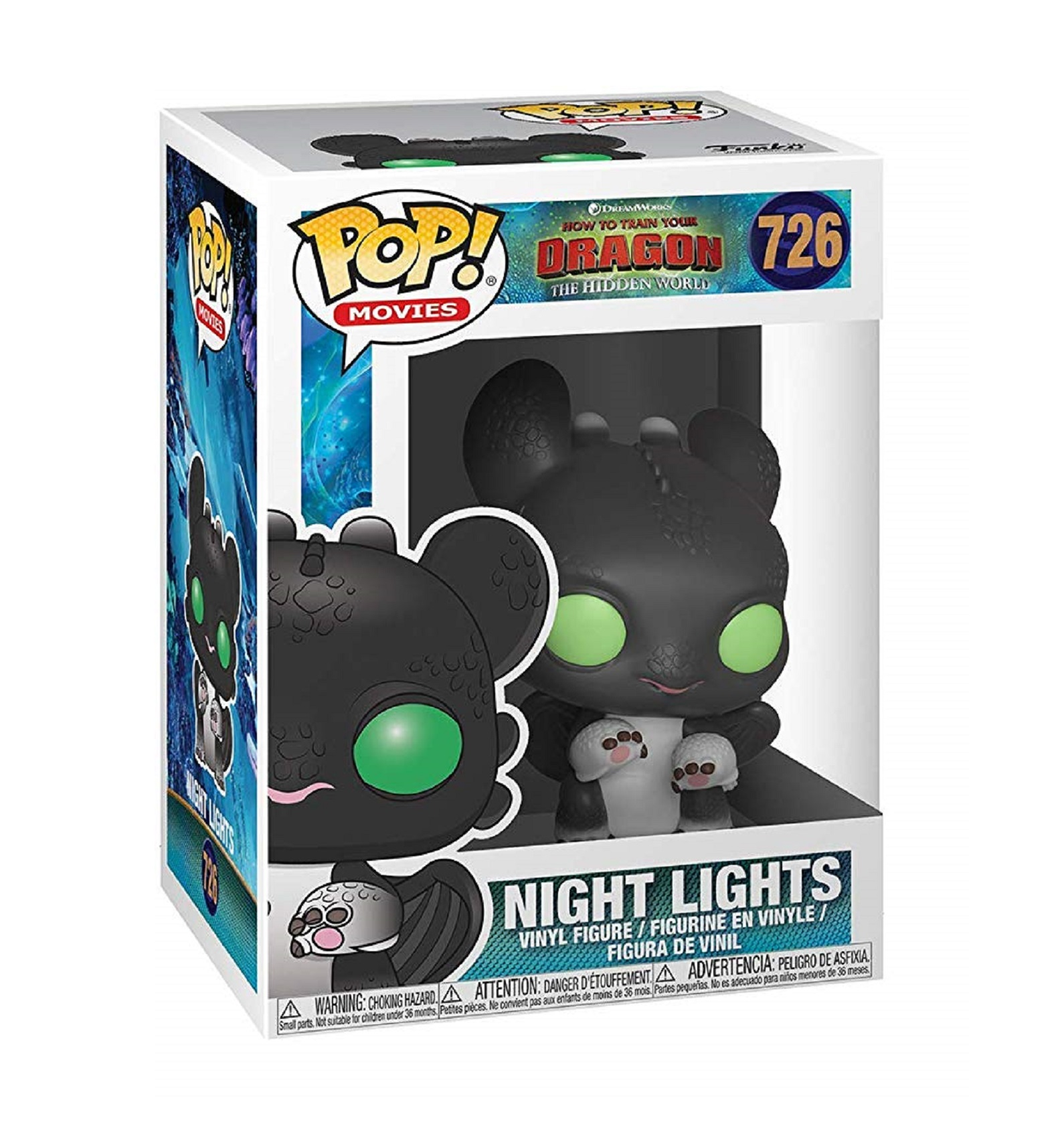 Фигурка Funko POP! Vinyl: HTTYD3: Allison 36374