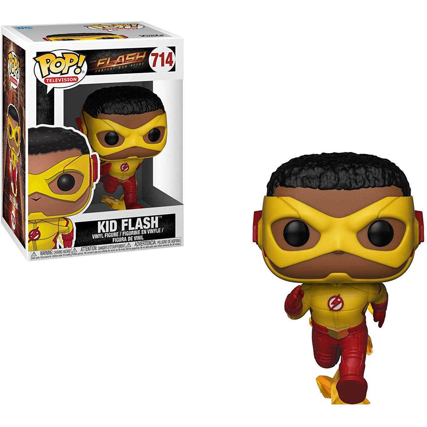 Фигурка Funko POP! Vinyl: The Flash: Kid Flash 32117
