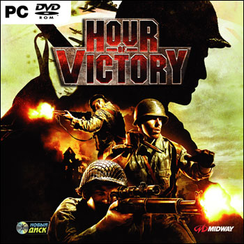 Hour of Victory PC-DVD (Jewel)