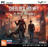 Sherlock Holmes: The Devil's Daughter [PC, Jewel, русские субтитры]