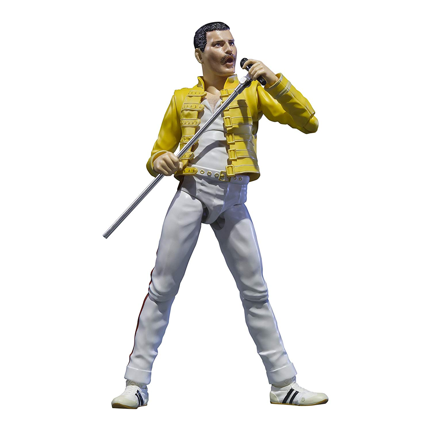 Фигурка BANDAI Tamashii Nations S.H.Figuarts Freddy Mercury 58127-3