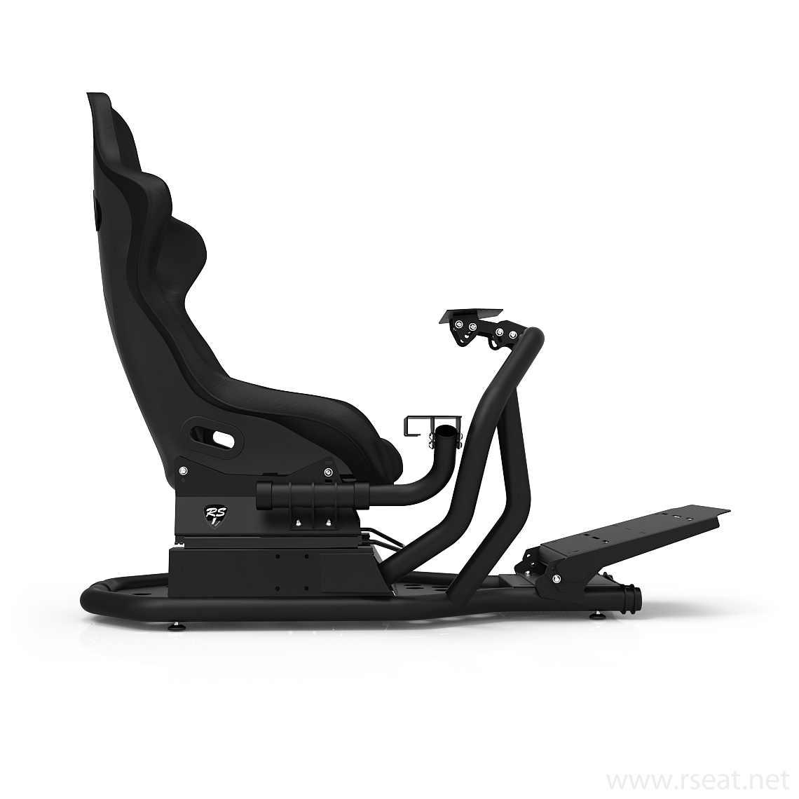 Кресло RS1 Simulator Black Seat/Black Frame RS1BB
