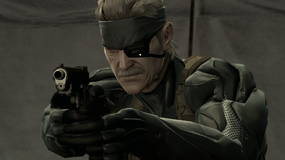 Metal Gear Solid 4: Guns of the Patriots. 25th Anniversary Edition
