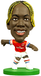 Фигурка футболиста Soccerstarz - Arsenal Bacary Sagna - Home Kit (Series 1) (73307)