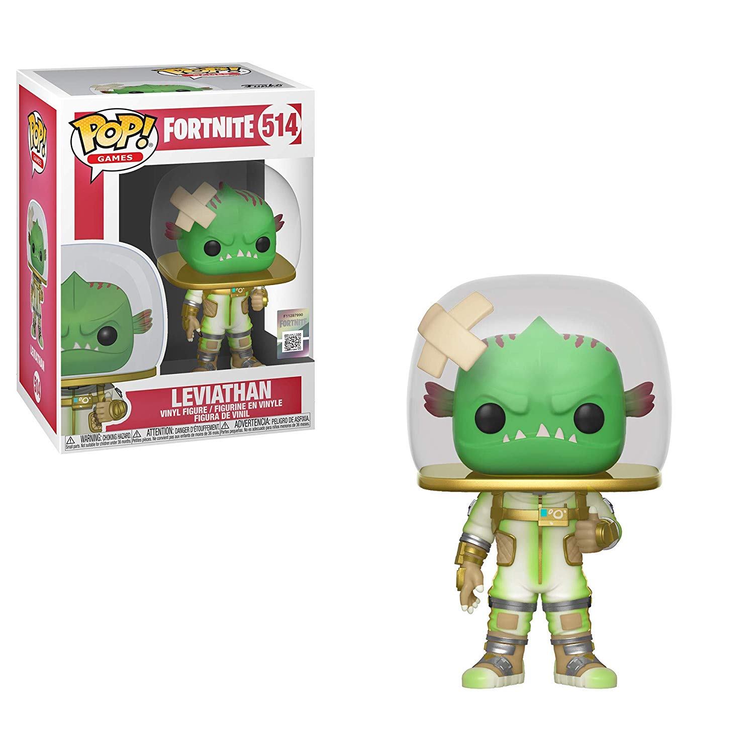 Фигурка Funko POP! Vinyl: Games: Fortnite S3: Leviathan 39052