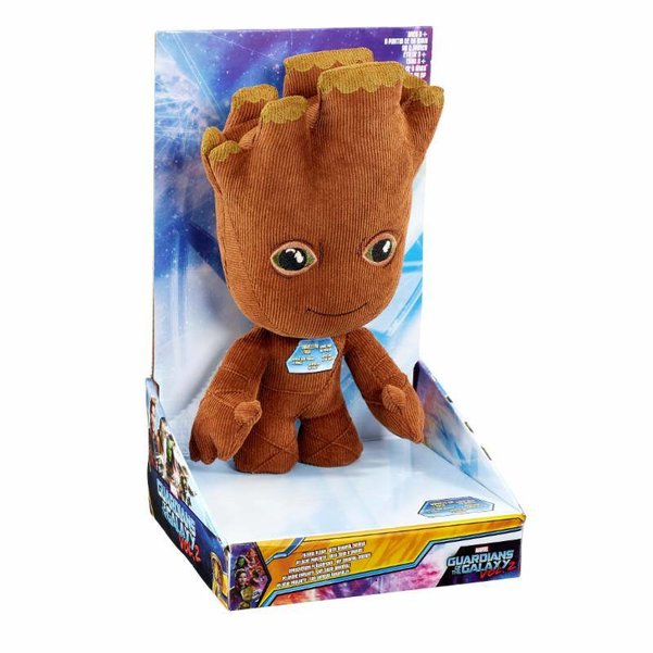 Фигурка плюшевая Funko Plush: Marvel: Guardians of the Galaxy 2: Groot 30cm UT-GOG05105