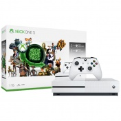Xbox One S 1TB (234-00357) белый + 3M Game Pass + 3M Live