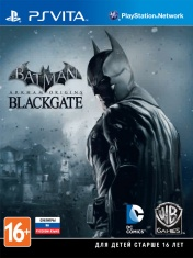 Batman: Arkham Origins Blackgate (русские субтитры)