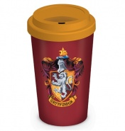 Кружка Pyramid: Harry Potter (Gryffindor) Travel Mugs MG22897