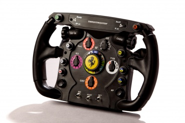 Съемное рулевое колесо Thrustmaster Ferrari F1 wheel, PS3/PS4/Xbox ONE