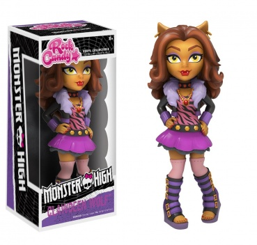 Фигурка Funko Rock Candy: Monster High: Clawdeen 11999