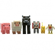 Набор Minecraft Core Animal 6-Pack 16590