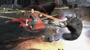 Injustice: Gods Among Us Ultimate Edition (русские субтитры)