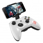 PC Геймпад Mad Catz C.T.R.L.i Mobile Gamepad - Gloss White для iPhone и iPad (MCB312630A01/04/1)