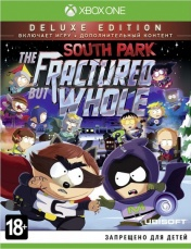 South Park: The Fractured but Whole Deluxe Edition (русские субтитры)