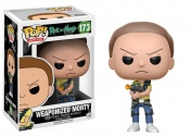 Фигурка Funko POP! Vinyl: Rick & Morty: Weaponized Morty 12440