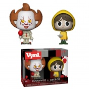 Фигурка Funko VYNL: IT: Pennywise & Georgie 29257