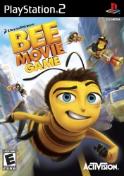 PS2  Bee Movie Game