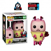 Фигурка Funko POP! Vinyl: NYCC Exc:Shrimp Morty (Exc) 43380