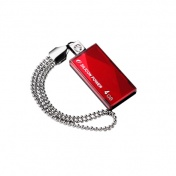 USB Flash  4GB Silicon Power Touch 810 (SP004GBUF2810V1R) красный