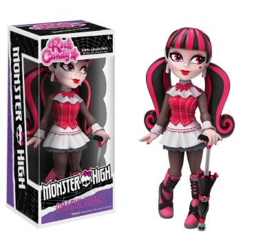 Фигурка Funko Rock Candy: Monster High: Draculaura 11998