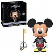 Фигурка Funko Vinyl Figure: 5 Star: Kingdom Hearts 3: Mickey 34563