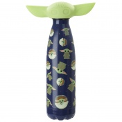 Бутылка металлическая Star Wars Mandalorian:The Child: Metal Water Bottle: The Child UT-SW06492