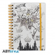 Ежедневник ABYstyle: DC COMICS: Graphic Batman ABYNOT004