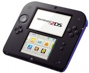 Nintendo 2DS Black & Blue (NIC-2202336)