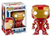 Фигурка POP! Bobble: Marvel: Captain America CW: Iron Man 7224