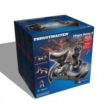 Джойстик Thrustmaster T-Flight Hotas 4 EMEA WAR THUNDER PACK PS4/PC
