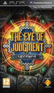 Eye of Judjement Legends