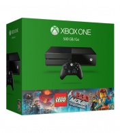 Xbox One 500GB(5С7-00181) + код Lego the Movie