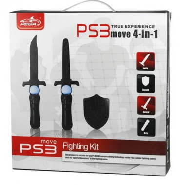 PS 3 Набор 4 в 1 Fighting Kit для PS Move (PG-PM006)