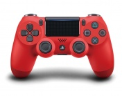 PS 4 Геймпад Sony DualShock Red v2 (CUH-ZCT2E)