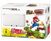 "Nintendo 3DS XL HW White + игра ""Super Mario 3D Land"""
