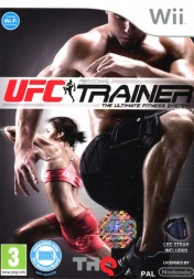UFC Personal Trainer: The Ultimate Fitness System + ножной ремень