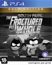 South Park: The Fractured but Whole. Gold Edition (русские субтитры)
