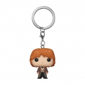 Брелок Funko Pocket POP! Keychain: Harry Potter: Ron (Yule) 42630-PDQ