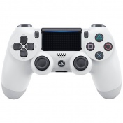 PS 4 Геймпад Sony DualShock White v2 (CUH-ZCT2E)